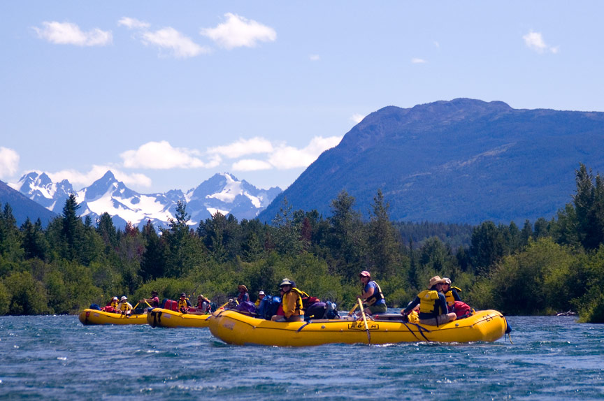 British Columbia Rafting: 7 Reasons to Go Now