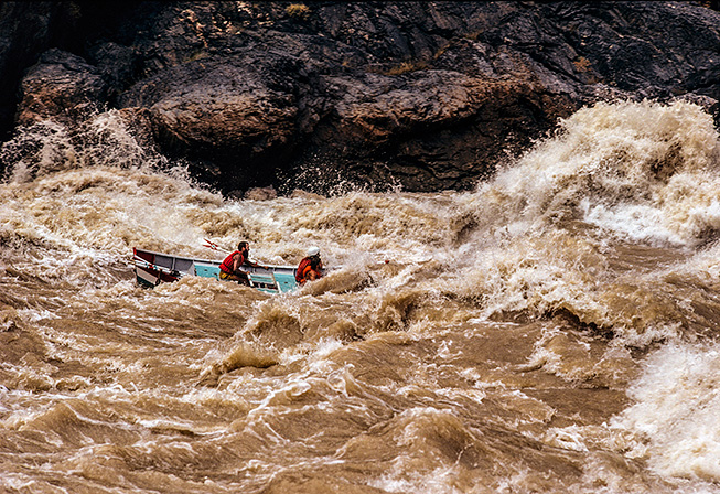 True Tale of the Fastest Boat Ride Through the Grand Canyon (Ever)