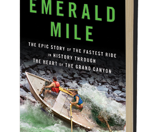 The Emerald Mile: Best Adventure Book Ever?