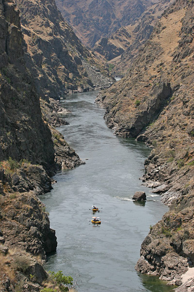 ELEMENTS: Wanderers of the Lower Salmon River