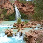 5.  Havasu Falls | Havasupai Canyon - tributary of Grand Canyon Photo by Elaine, O.A.R.S. 2013 Photo Contest Entry