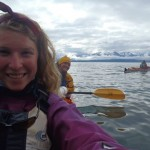 Day 40 of 45, kayaking the Inside Passage of Alaska. Photo: Gina Jozef O.A.R.S. Outdoor Selfie Contest Top 10