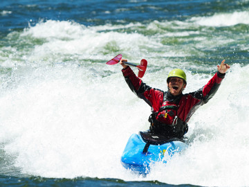 World's Top 10 Whitewater Kayaking Spots