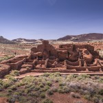 Wupatki Pueblo is one of the most impressive archaeological ruins in Arizona.
