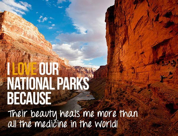 20 reasons to love our national parks
