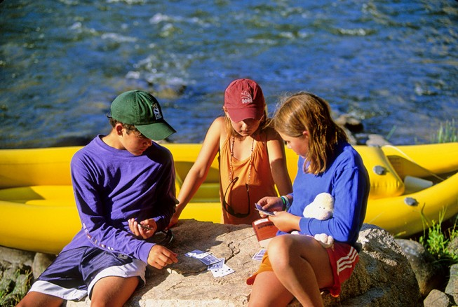 Best camping games for the river (or anywhere)