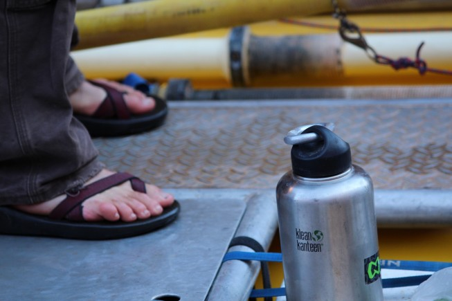 How to Avoid Dehydration on a Rafting Trip