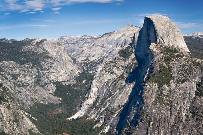 Half Dome, Yosemite National Park | Photo: Jim Markle