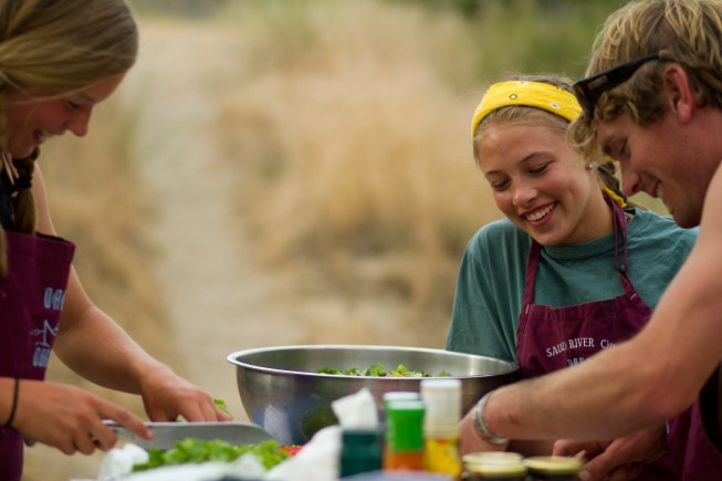 Recipes from the River - Photo: Justin Bailie
