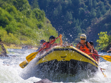 Rogue River rafting trip | Photo: James Kaiser