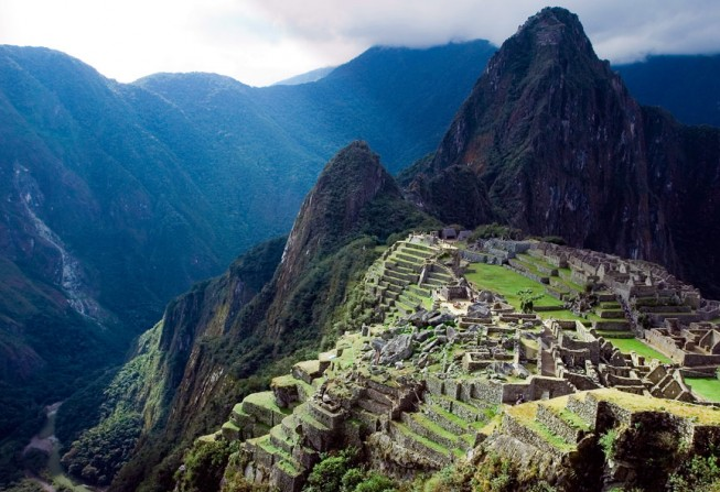 A Family's Journey to Peru