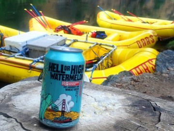 Shaun O'Sullivan from 21st Amendment Brewery talks about his craft beer tasting rafting trips with O.A.R.S. on the Wild & Scenic Tuolumne River.