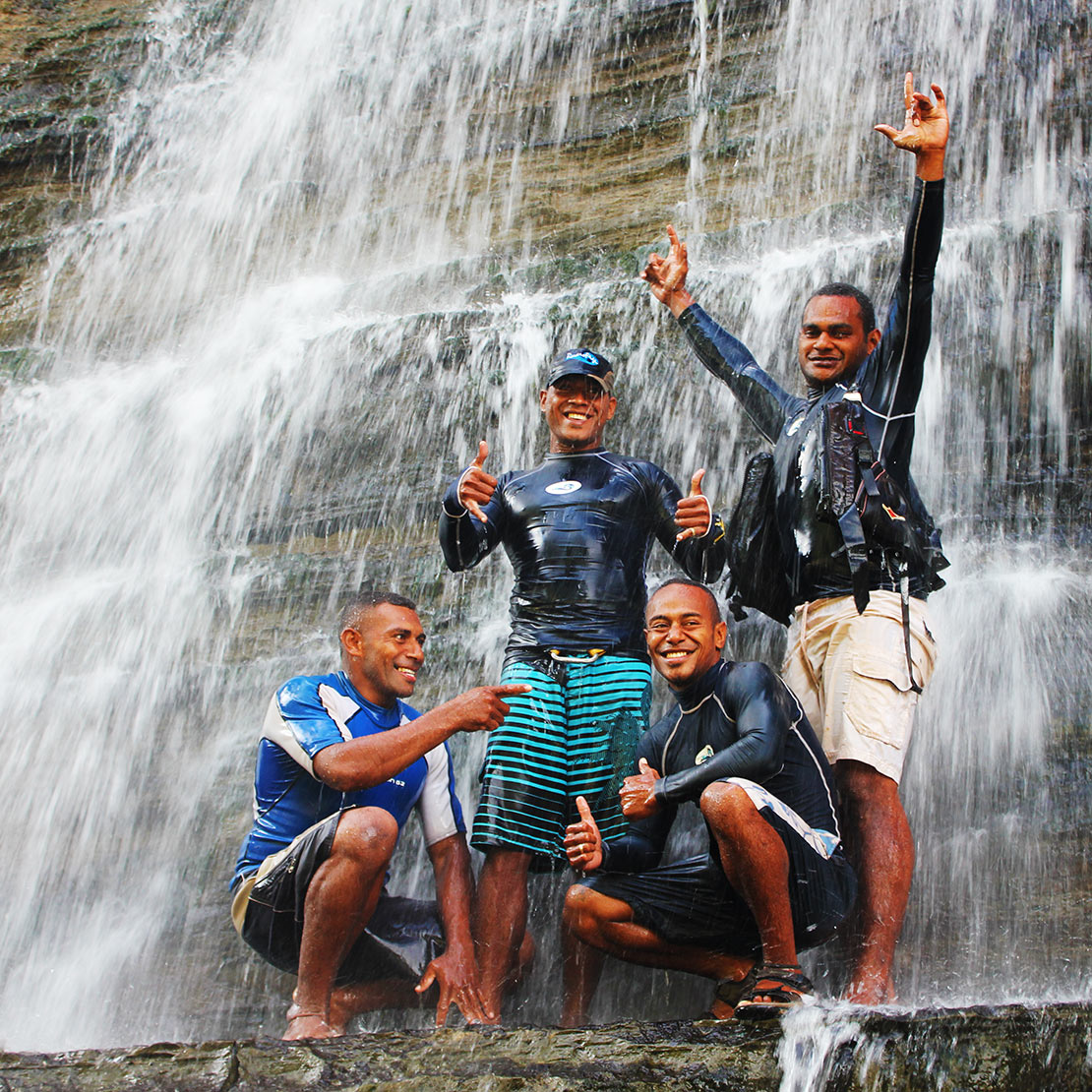 Rivers Fiji Guides