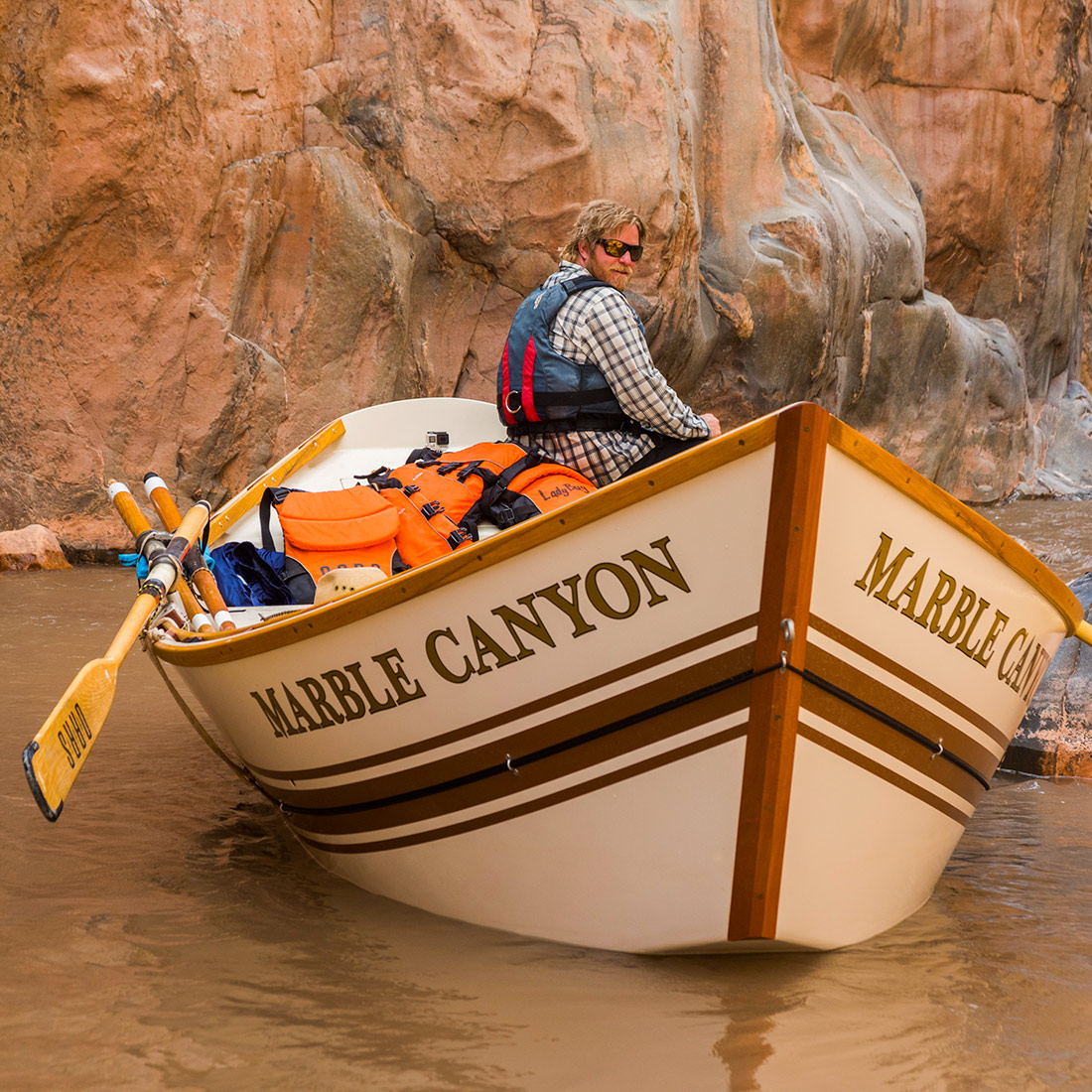 Marble Canyon Dory