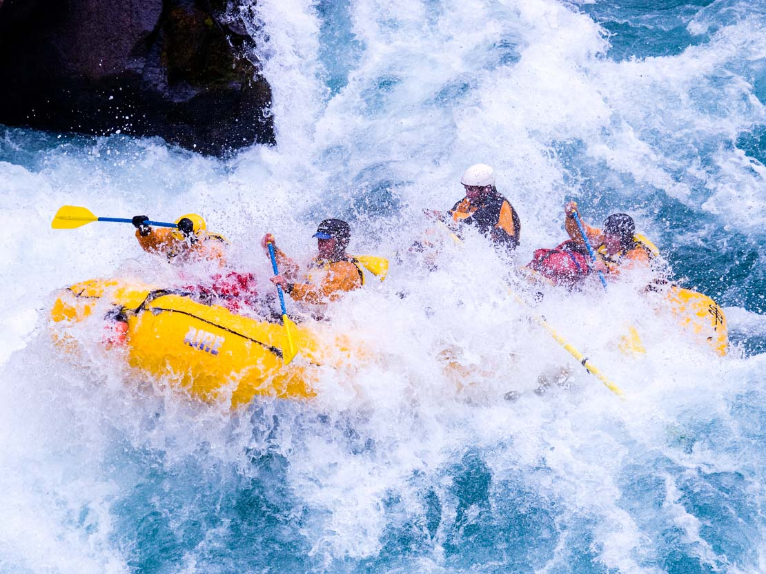 Canada Whitewater Rafting