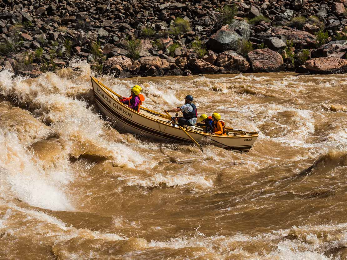 Seven Whitewater Wonders Colorado River