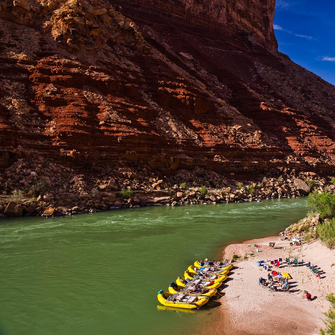 best grand canyon rafting company